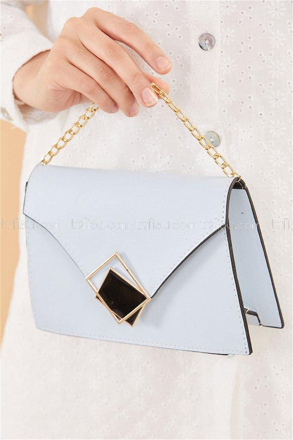 حقيبة لون ازرق فاتح 20670