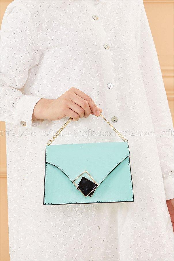 حقيبة لون ازرق 20670