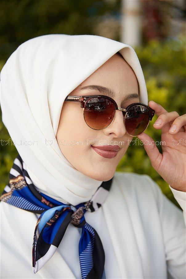 نظارات لون بني 20680