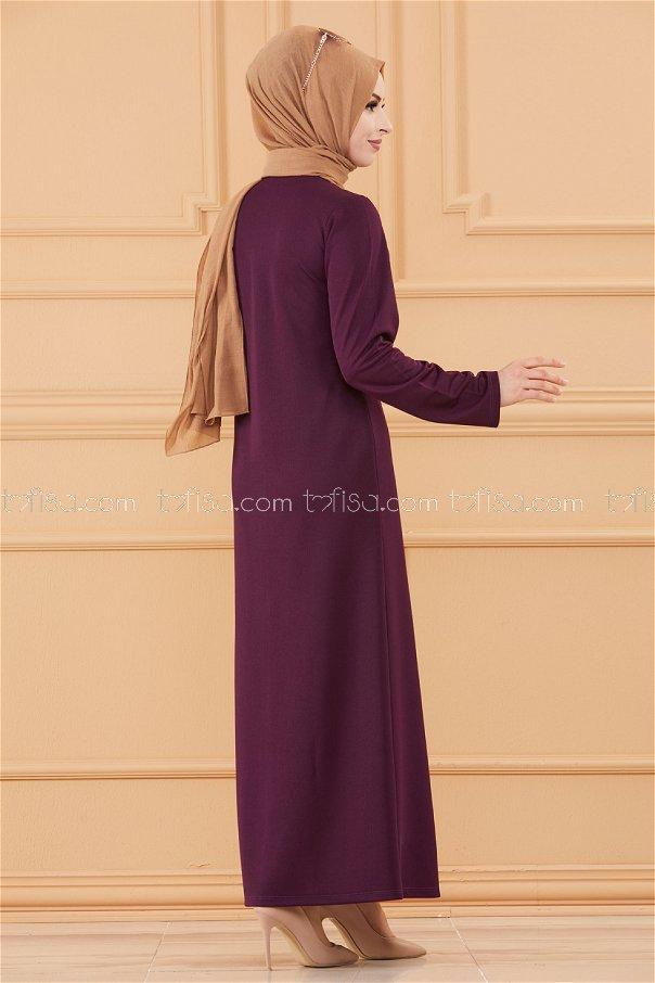 فستان لون 3667