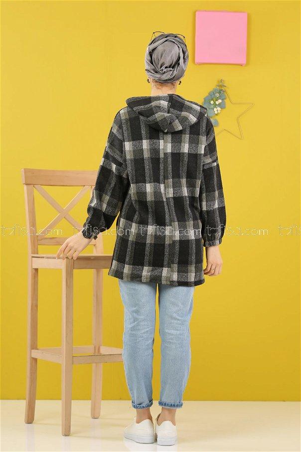 تونيك قبعة زيتي - 5232