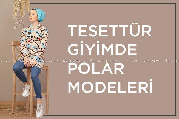 Tesettür Giyimde Polar Modeller
