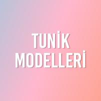 Tesettür Tunik Modelleri