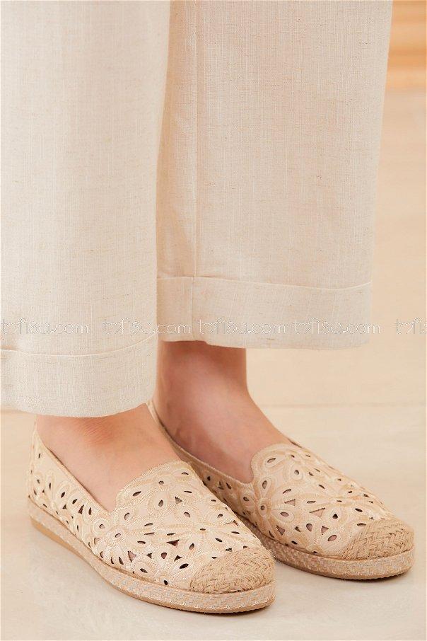Ayakkabı BEJ - 20572