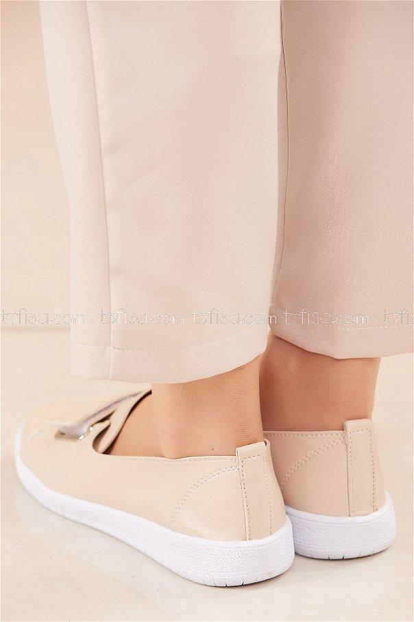 Ayakkabı BEJ - 8852