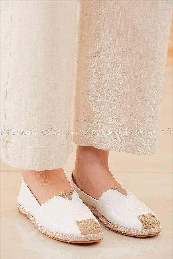 Ayakkabı BEYAZ - 20571