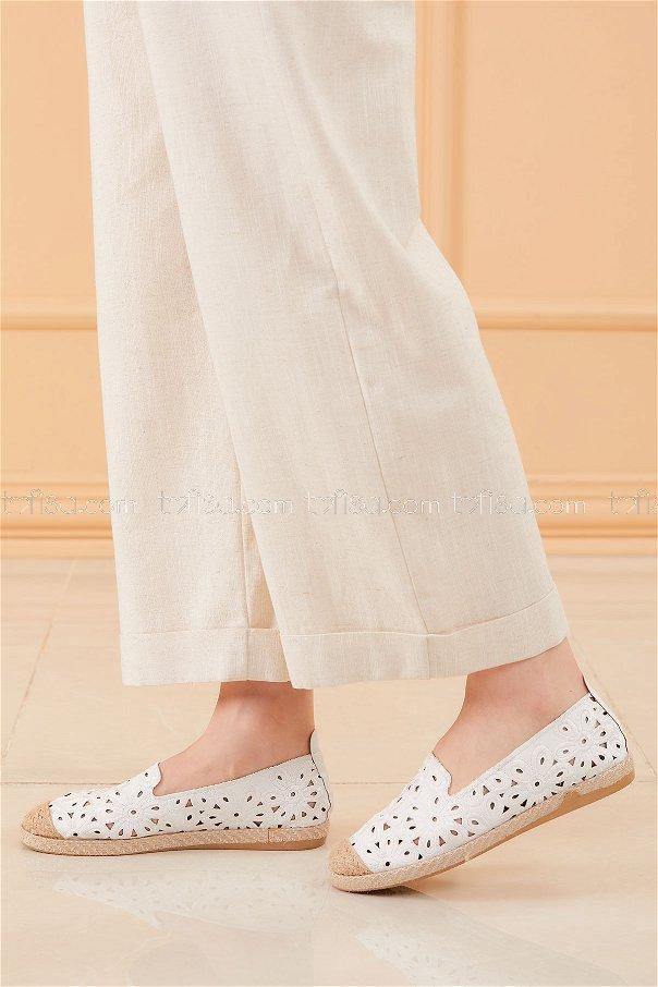 Ayakkabı BEYAZ - 20572