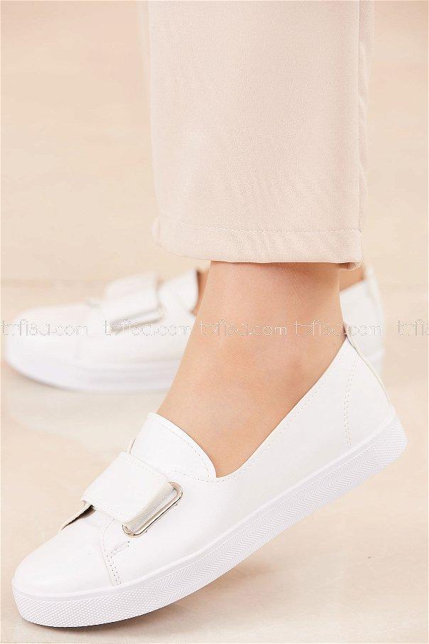 Ayakkabı BEYAZ - 8852