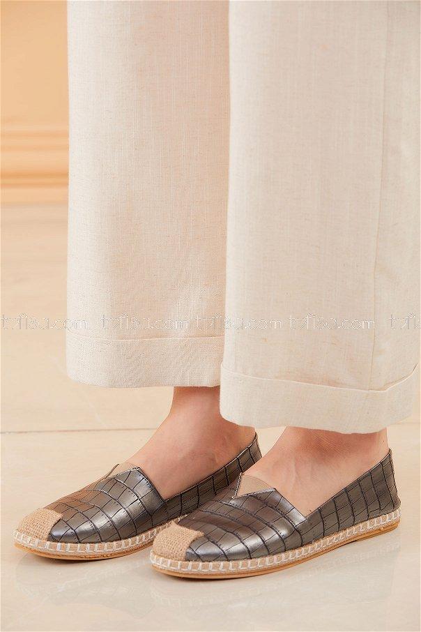 Ayakkabı KOYU GRI - 20571