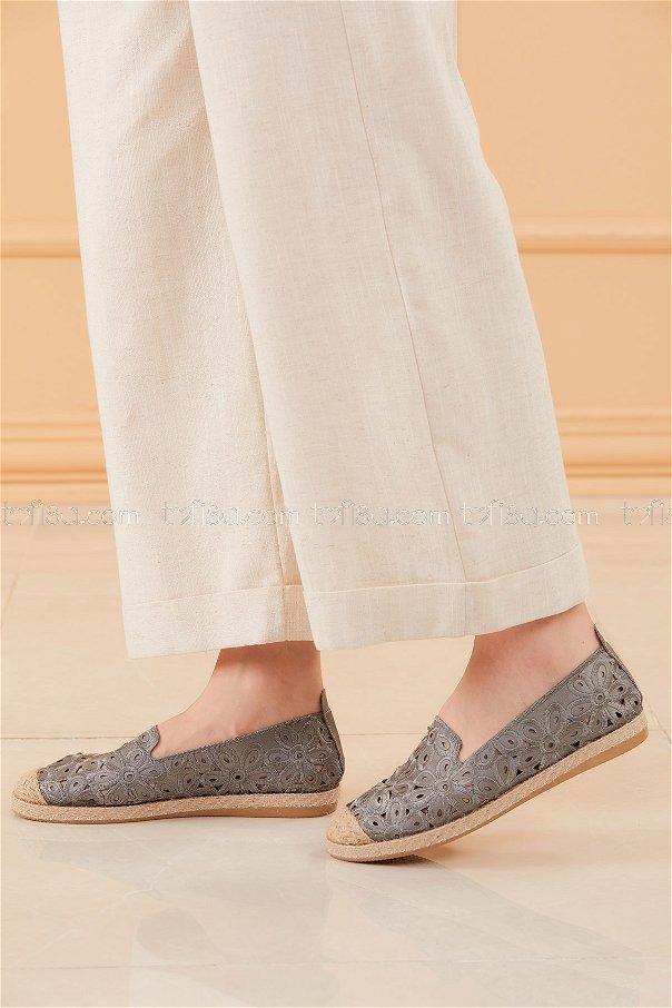 Ayakkabı KOYU GRI - 20572