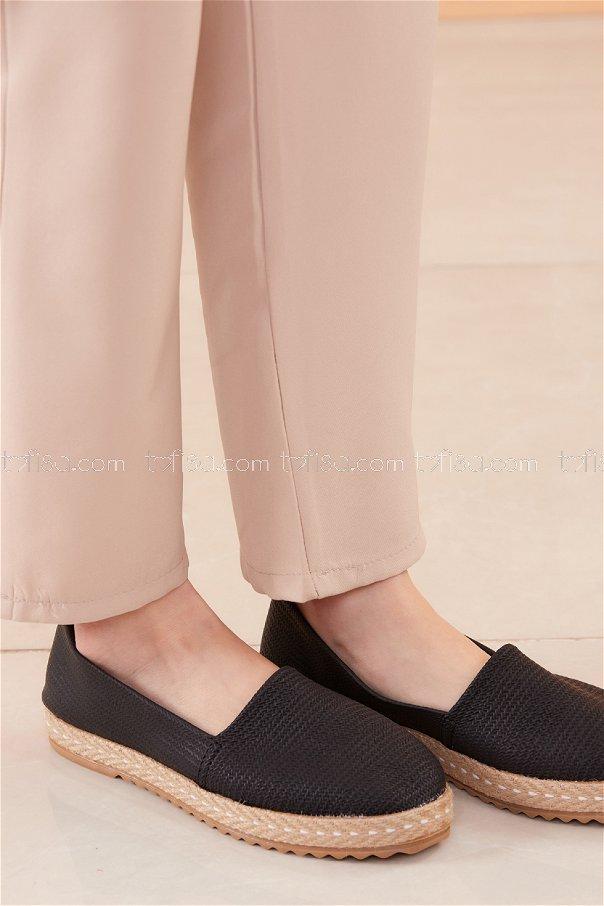 Ayakkabı SIYAH - 20555