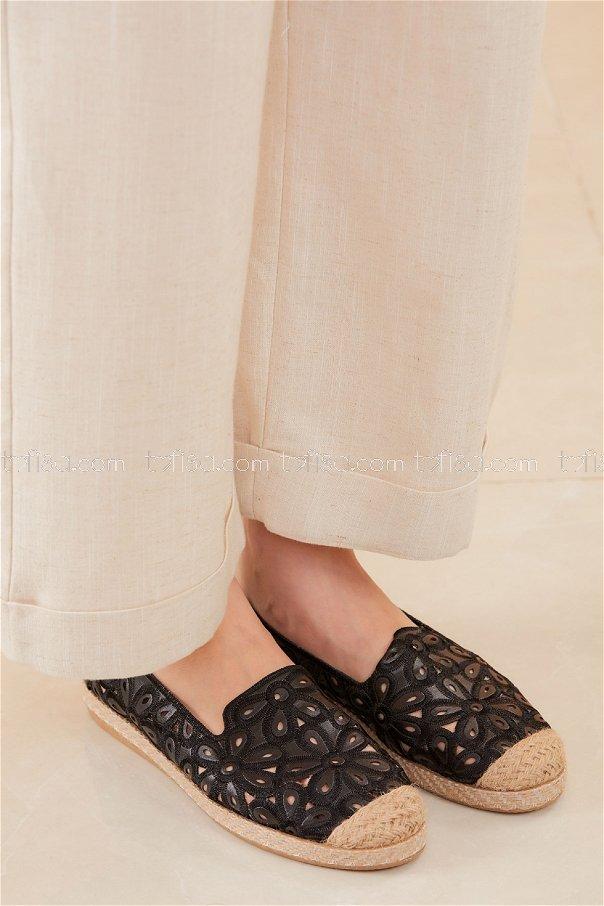 Ayakkabı SIYAH - 20572