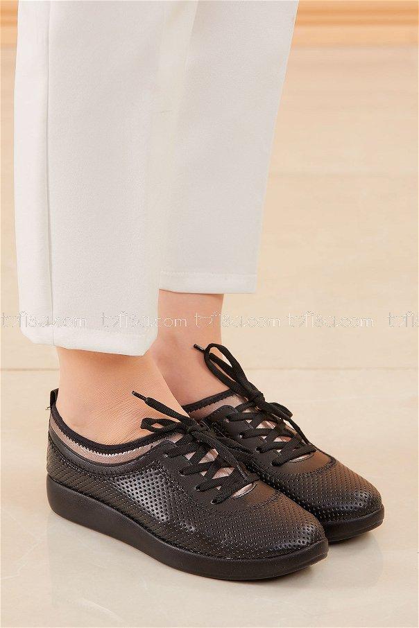 Ayakkabı SIYAH - 20581