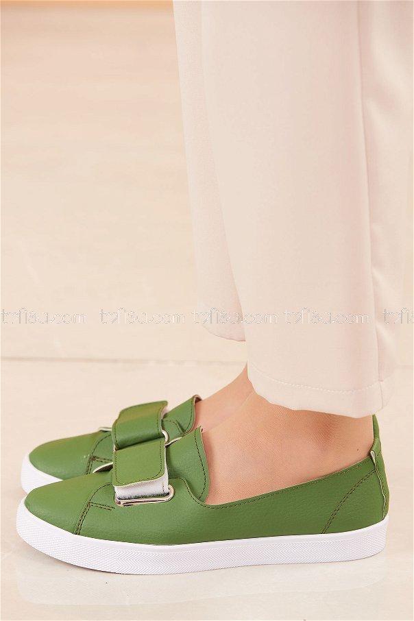 Ayakkabı YESIL - 8852