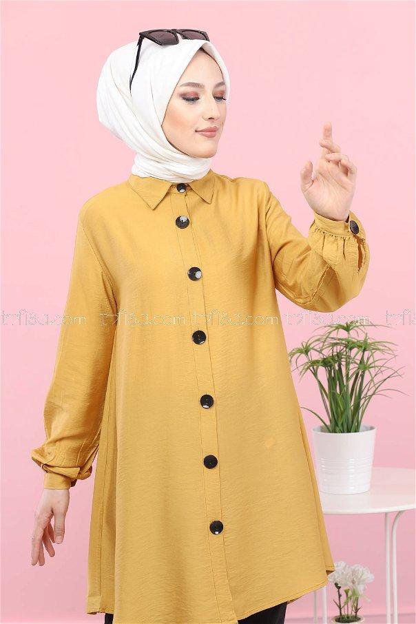 Gömlek Sarı - 3042