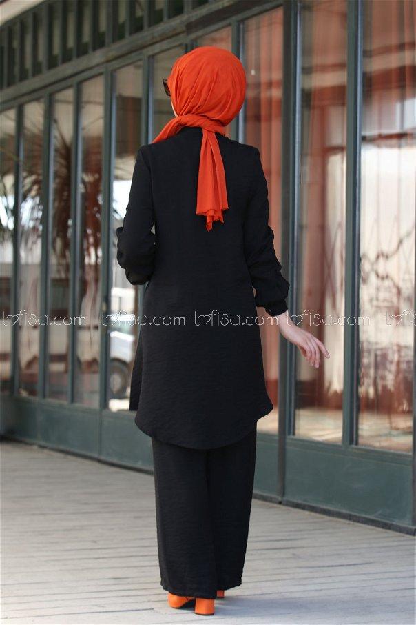 Gömlek Siyah - 3042