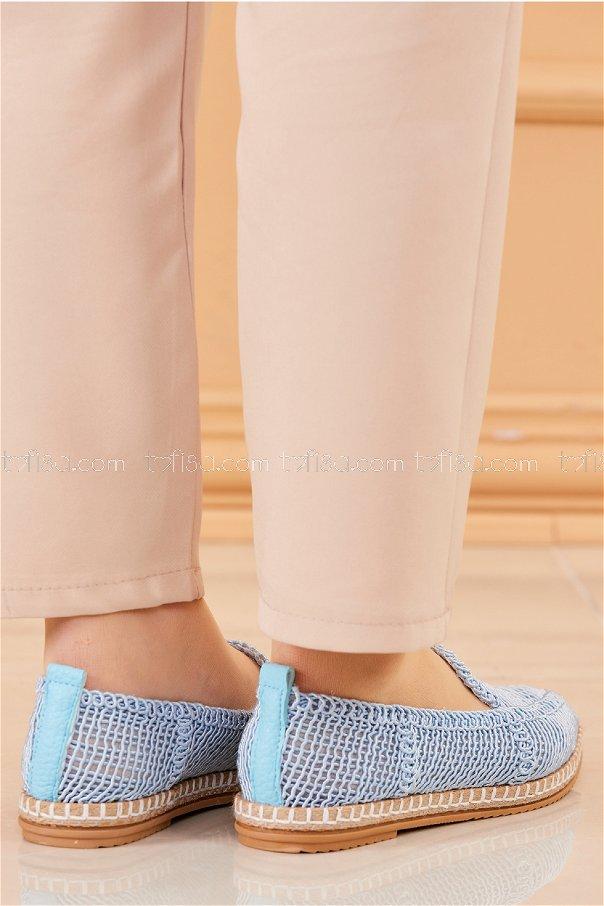 Babet Des,Ayakkabı MAVI - 20206