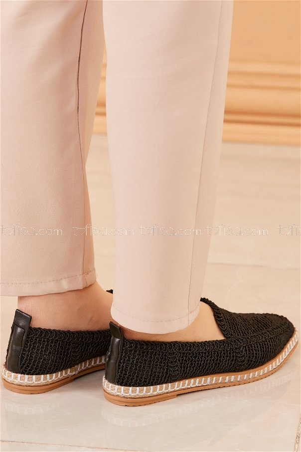 Babet Des,Ayakkabı SIYAH - 20206