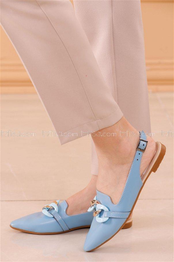 Babet Ayakkabı BEBE MAVI - 20532