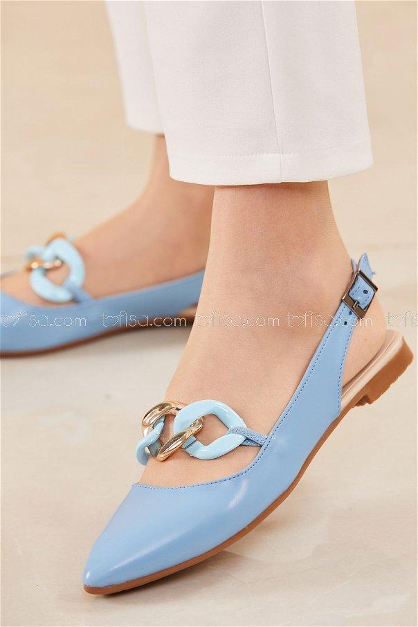 Babet Ayakkabı BEBE MAVI - 20664