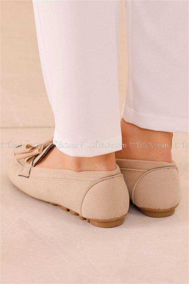 Babet Ayakkabı BEJ - 20627
