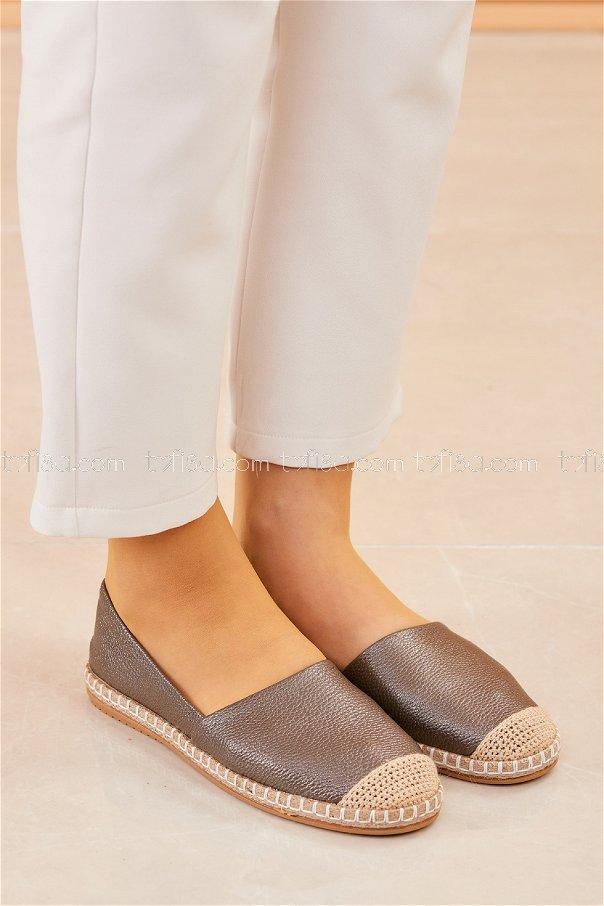 Babet Ayakkabı GRI - 20412