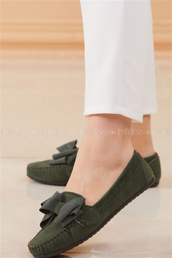 Babet Ayakkabı HAKI - 20627