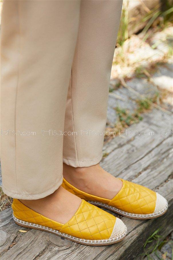 Babet Ayakkabı HARDAL - 20392