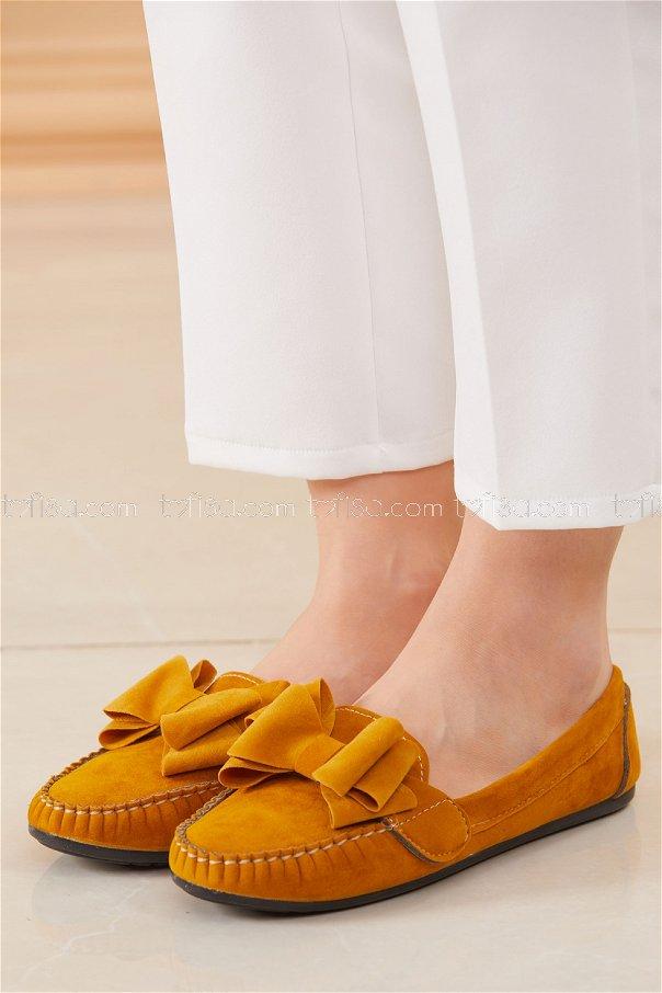 Babet Ayakkabı HARDAL - 20627