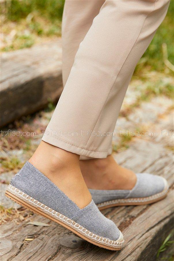Babet Ayakkabı LACIVERT - 20391