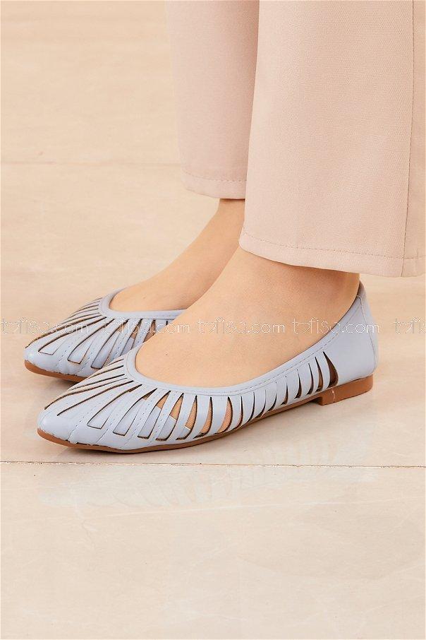 Babet Ayakkabı MAVI - 20203