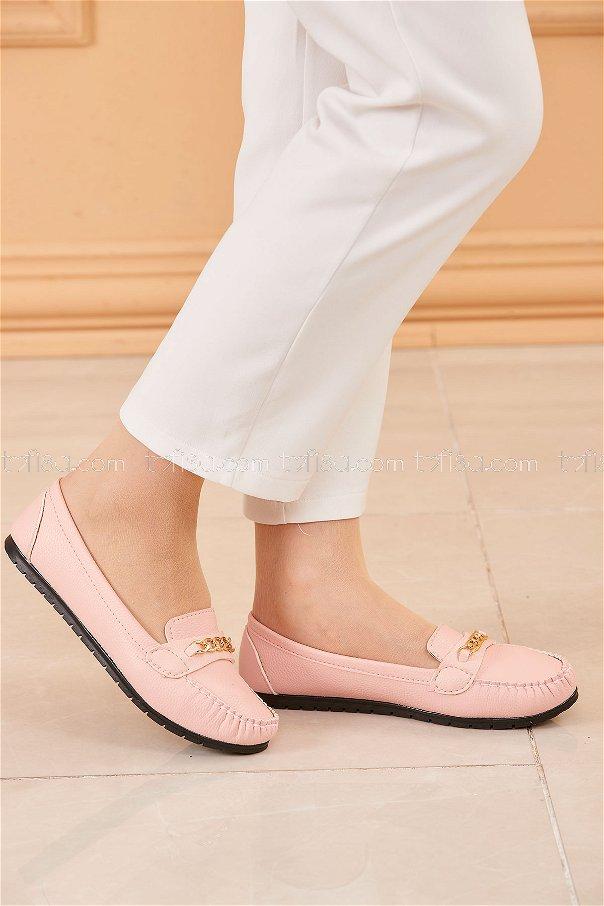 Babet Ayakkabı PUDRA - 20229