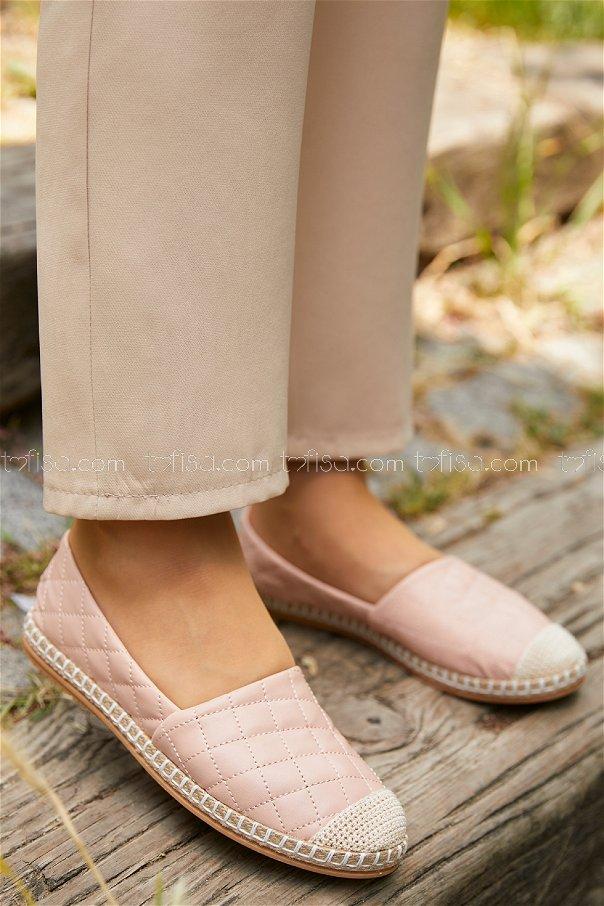 Babet Ayakkabı PUDRA - 20392