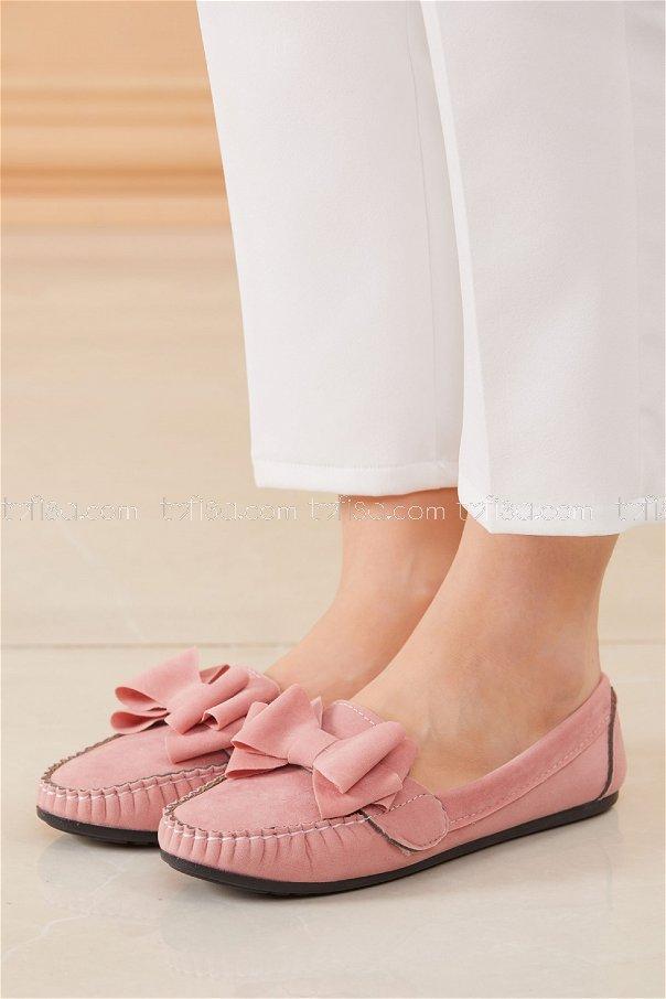 Babet Ayakkabı PUDRA - 20627
