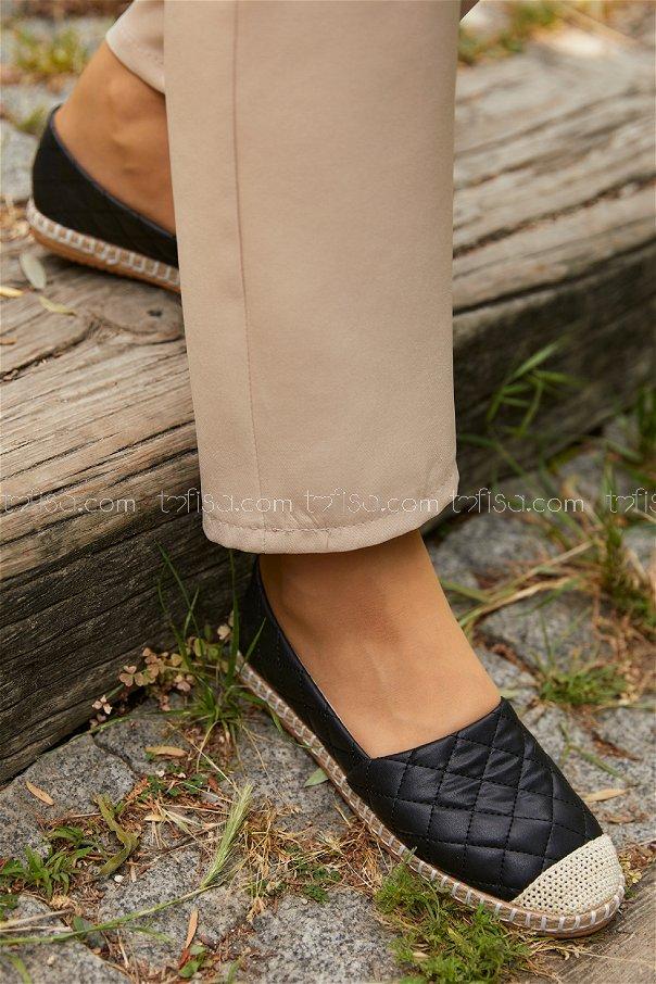 Babet Ayakkabı SIYAH - 20392