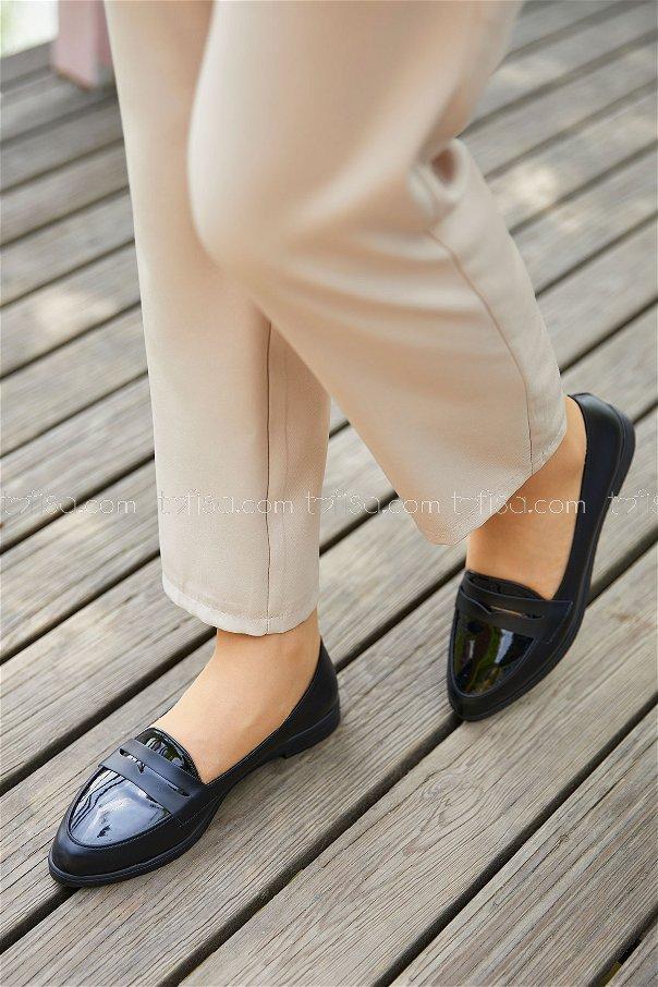 Babet Ayakkabı SIYAH - 20396