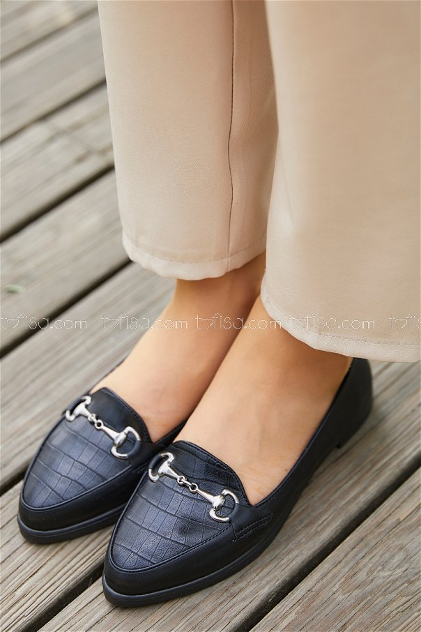 Babet Ayakkabı SIYAH - 20399