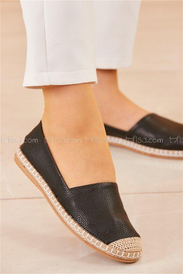 Babet Ayakkabı SIYAH - 20412