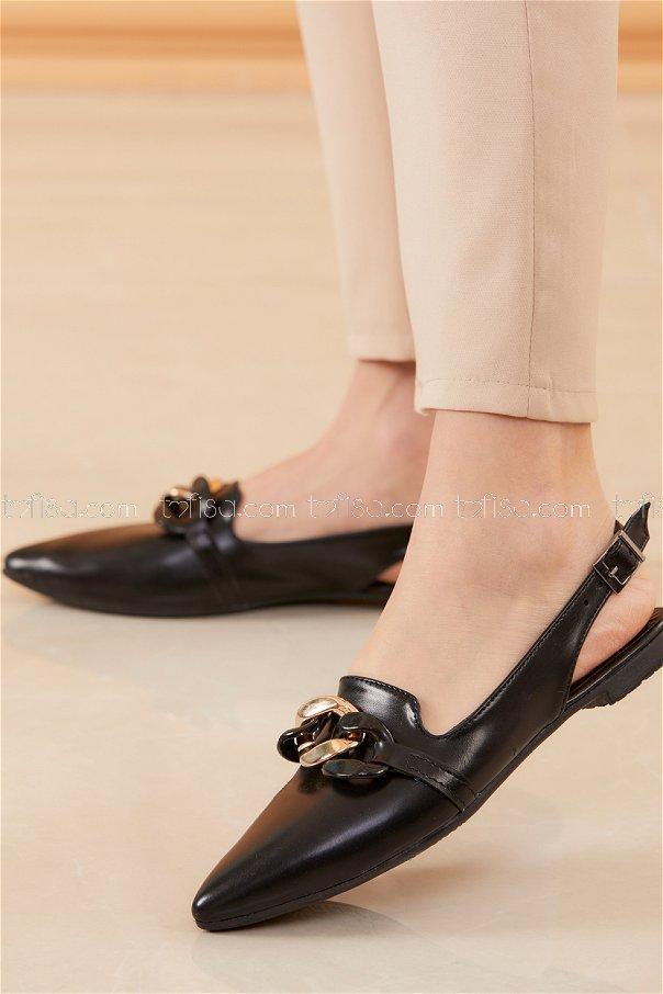 Babet Ayakkabı SIYAH - 20532
