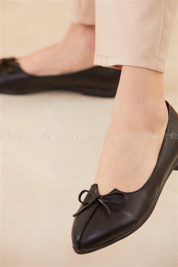 Babet Ayakkabı SIYAH - 20536