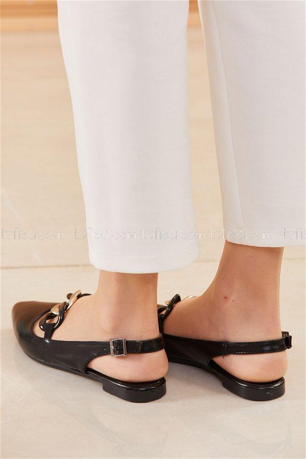 Babet Ayakkabı SIYAH - 20664