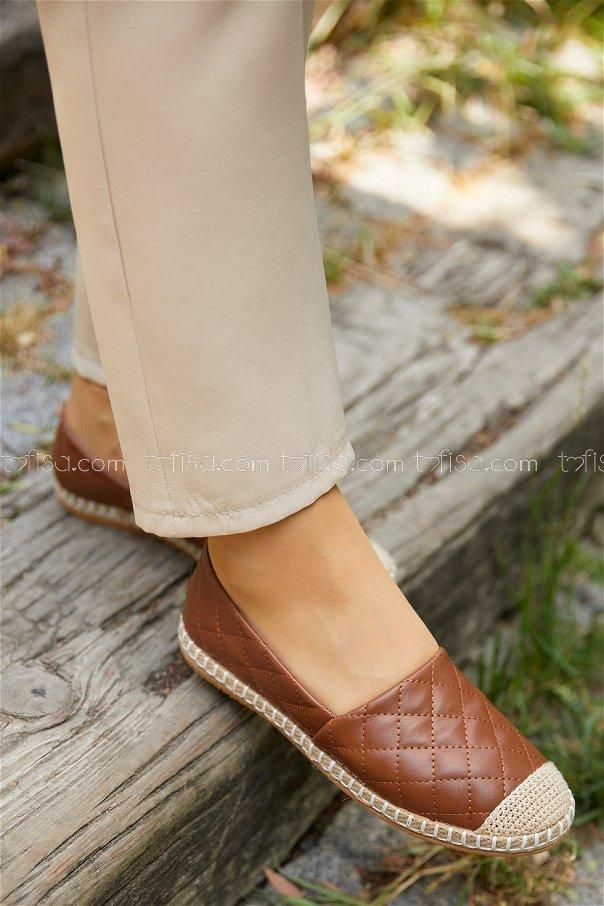 Babet Ayakkabı TABA - 20392