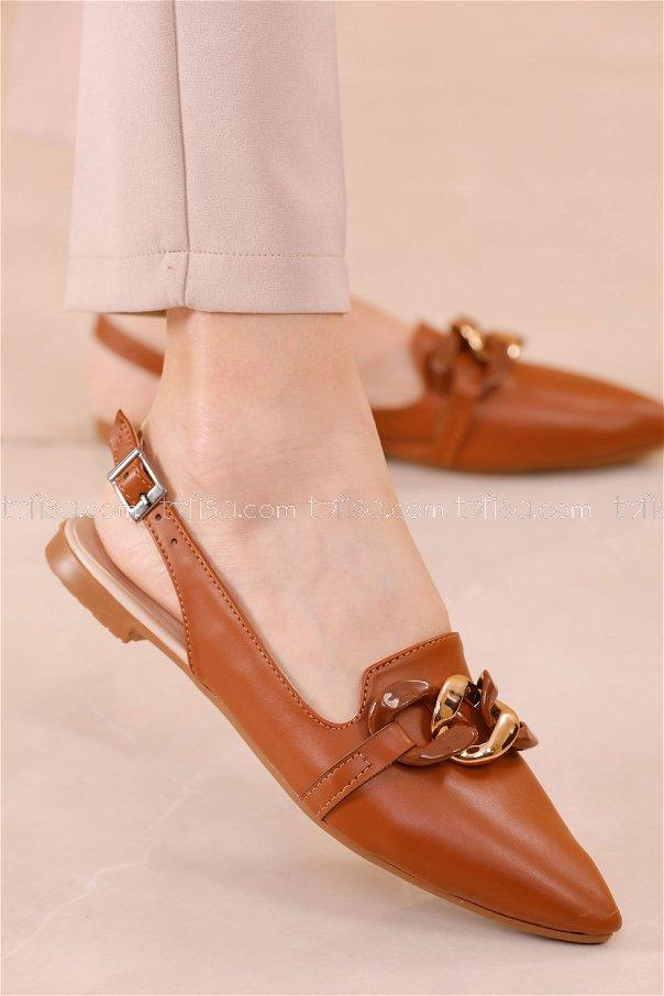 Babet Ayakkabı TABA - 20532