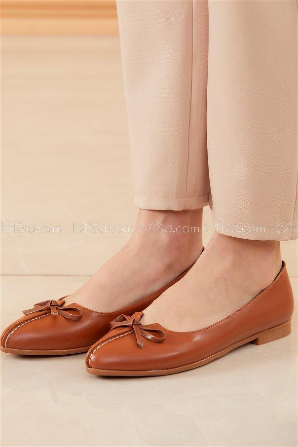 Babet Ayakkabı TABA - 20536