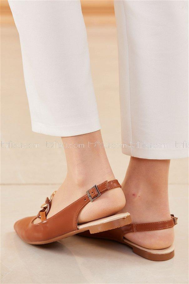 Babet Ayakkabı TABA - 20664