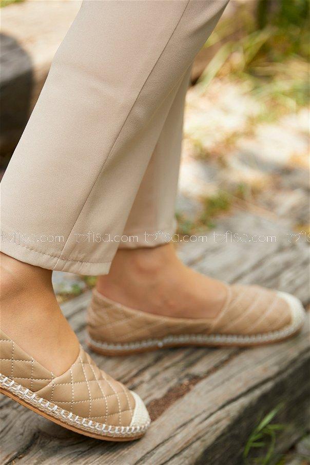 Babet Ayakkabı VIZON - 20392