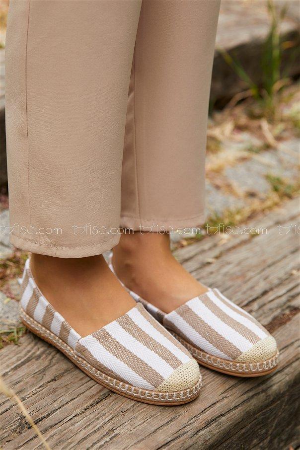 Babet Ayakkabı VIZON - 20403