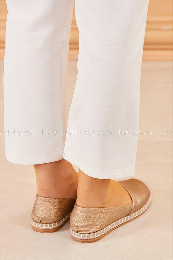 Babet Ayakkabı VIZON - 20412