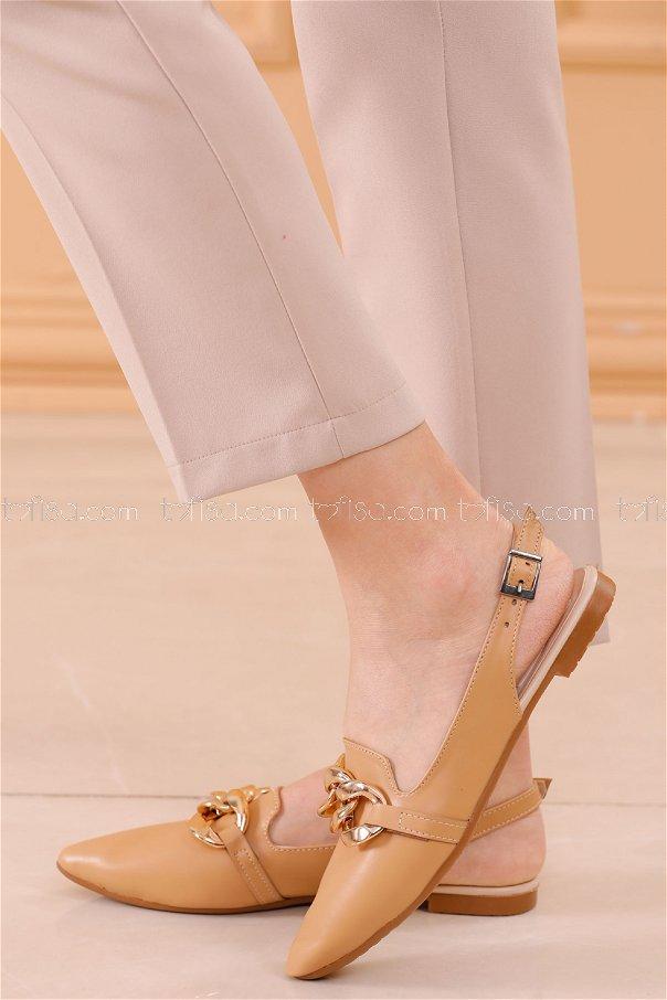 Babet Ayakkabı VIZON - 20532