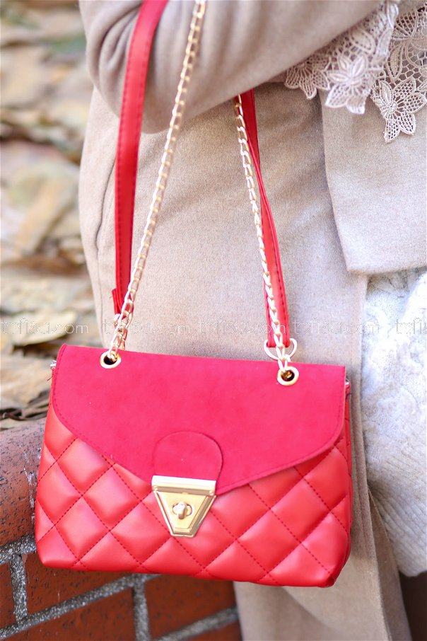 Bag Daily Red - 8166